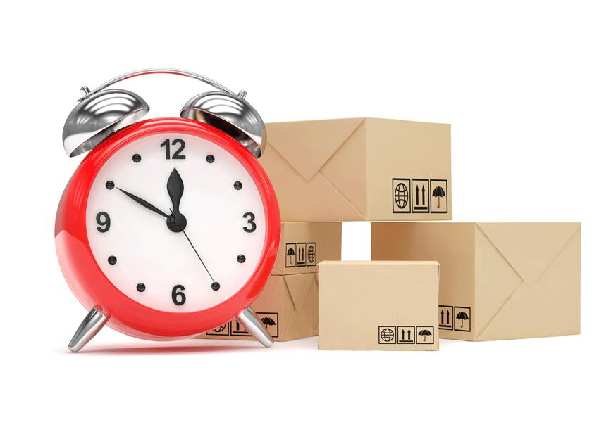 Resultado de imagen de tiempo de entrega