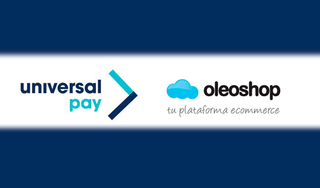 Oleoshop integrates Universal Pay into its stores |