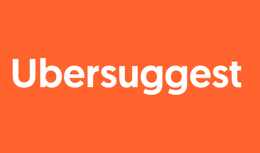 Ubersuggest, an essential keyword research tool